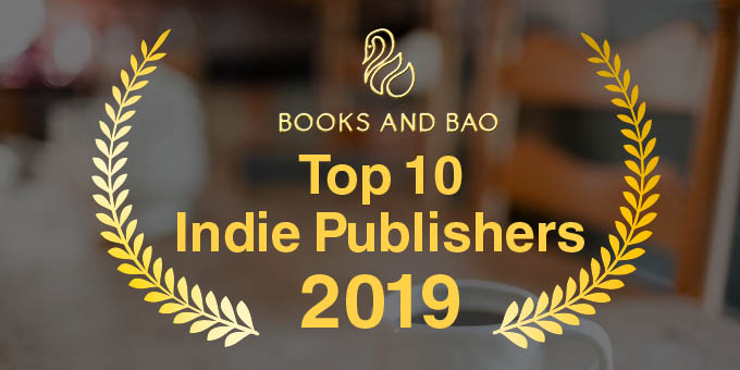 Books and Bao Top Indie Publishing 2019